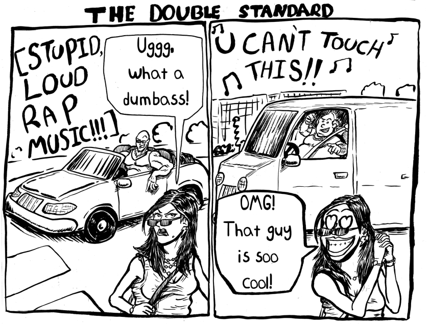 doublestandard